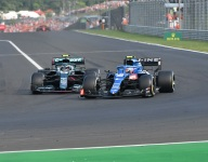 Ocon finds battling at the front easier than F1 midfield