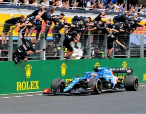 Ocon takes first F1 win for Alpine at Hungarian GP