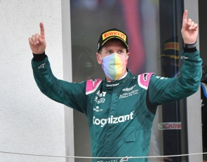 Ocon and Vettel among five summoned to stewards