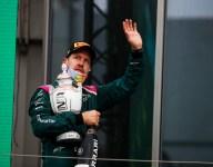 Vettel wants rule change to avoid 'bitter' DQs like Hungary