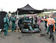 Aston Martin drops Hungarian GP appeal bid, Vettel disqualification stands