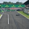 How Mercedes left Hamilton alone on Hungary's restart grid