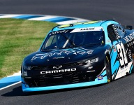 Karam's Xfinity Series debut full of lessons on IMS road course