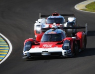 Glickenhaus tops Le Mans Test Day