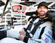 LaJoie sidelined for Michigan; Berry to race for Spire