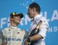 Formula E crown to Mercedes' de Vries as Nato wins Berlin finale