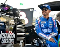 MILLER: IndyCar must do whatever it takes to get Larson into the 2022 Indy 500