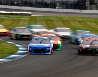 Drivers take stock of NASCAR's Year of the Road Course