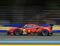 Ferrari, Toyota lead Le Mans qualifying practice