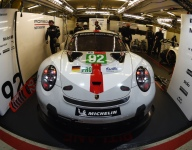 No. 71 Inception Ferrari, No. 92 Porsche revived ahead of LM24