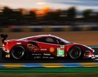 AF Corse Ferrari reigns in GTE Pro at Le Mans