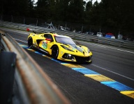 LM24 Hour 5: Corvette surges as Toyota holds steady