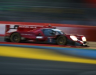 LM24 Hour 6: Hard hits for Floersch, United Autosports