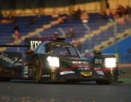 LM24 Hour 16: Quiet at the front, but LMP2 podium battle heats up