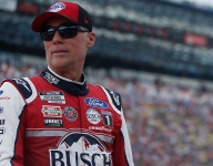 Harvick down but not out as focus shifts to playoffs