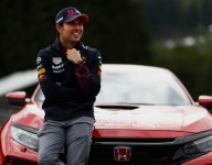 Red Bull retains Perez for 2022