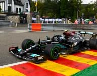 Bottas sets pace in first Belgian GP practice