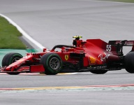 Ferrari's Spa struggles 'something we need to look at' - Sainz