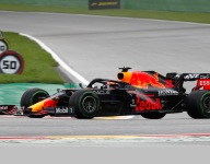 Verstappen denies Russell at end of dramatic Belgian GP qualifying