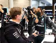 Hamilton counts on setup to pay off in the race
