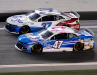 JTG Daugherty cutting back to one car for 2022
