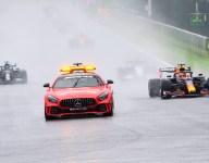 Verstappen declared winner of Belgian GP washout