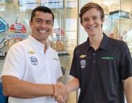 Ilott to make IndyCar debut with Juncos Hollinger at Portland