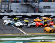 Haley secures playoff spot with Xfinity win at Daytona