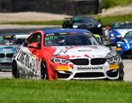 Late charge sees Auberlen, BMW take Road America Race 1
