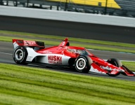 Ericsson back on top in warm-up