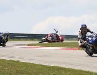 An even dozen for Gagne in MotoAmerica Superbikes from Pitt race