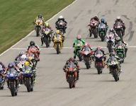 Gagne grabs 13th consecutive MotoAmerica victory with Race 2 dominance at Pitt