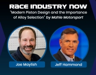 """Race Industry Now, Sept. 1: """"Modern Piston Design"""" with Mahle Motorsport"""