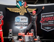 Power back to dominant form in win on Indy road course