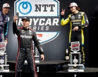 Power balances joy and frustration after Indy victory