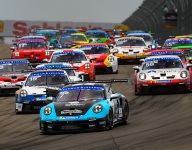 Young talent bolsters record Porsche Carrera Cup NA entries at Road America
