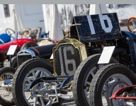 At speed down Memory Lane: Ragtime Racers at the Rolex Reunion