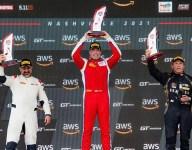 Curtis, Ferrari redemption as Scuderia Corsa takes Race 2 win