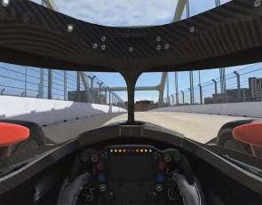 Take a virtual lap of Nashville with Romain Grosjean