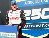 Allmendinger's dream run continues with Xfinity victory at Michigan