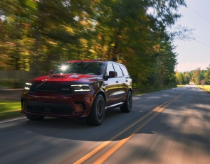 A 710hp family hauler? Meet the 2021 Dodge Durango SRT Hellcat
