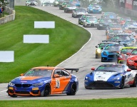 Quinlan, Liefooghe win GT4 America Race 2 at Road America