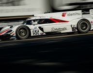 Tincknell leads rain-shortened opening practice at Road America
