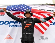 Rowe takes first USF2000 win in Race 2 at NJMP