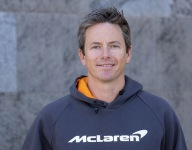 Tanner Foust joining McLaren for Extreme E in 2022