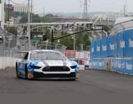 Merrill fastest in TA2 practice at Nashville Music City GP