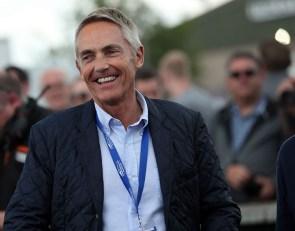 Ex-McLaren team boss Whitmarsh joins Aston Martin as group CEO
