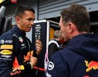 Red Bull retains options on Albon despite Williams move