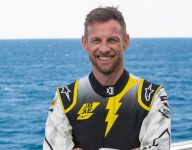 Button set for vintage racing debut at Goodwood Revival