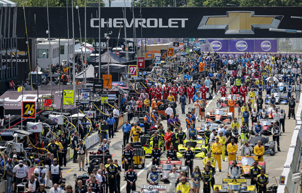 IndyCar to reassess grid